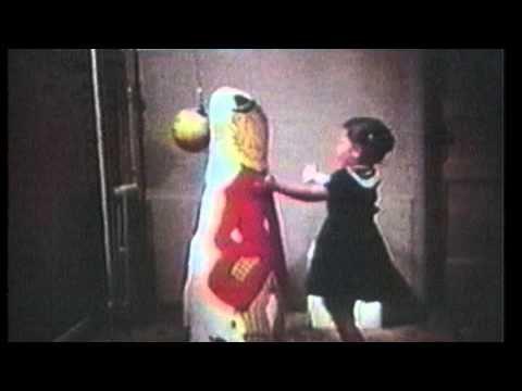 Albert Bandura Bobo Doll Experiment