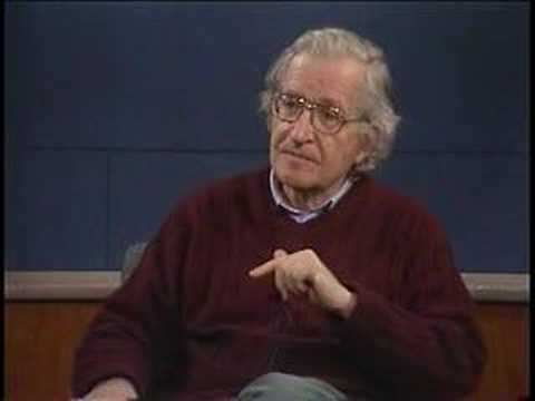 Conversations with History: Noam Chomsky