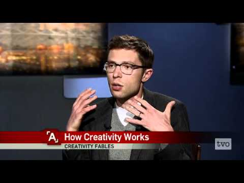 Jonah Lehrer: How Creativity Works