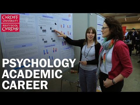 Psychology Career Pathways: Academia